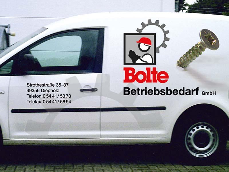 Fahrzeugwerbung Bremen