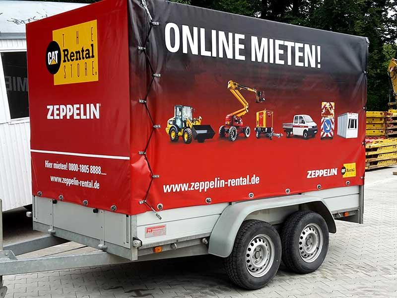Autowerbung Bremen